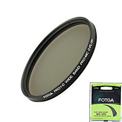 Fotga Pro1-D 52mm Ultra Slim Mc Multi-Coated Cpl Cirkulärt polariserings Lens Filter