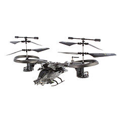 Attop YD-718 4 canaux RC Helicopter avec le gyroscope