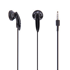 Auricolare in-ear per iPod/iPod/phone/MP3 (nero)