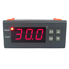 30A 220V Digital LCD Temperature Controller Thermocouple with Sensor