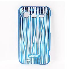 Mert HTC tok Minta Case Hátlap Case Vonalak / hullámok Kemény PC HTC