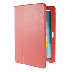 Litchi Print PU Leather Pouches + Stylus Pen + HD Screen Film for Samsung Galaxy Tab2 P5100 P5110 P7510
