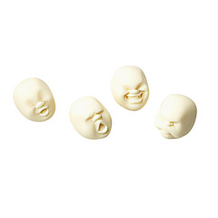 Human Face Style Anti-stress Tool (Random Pattern)