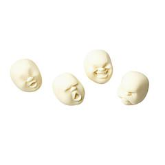 Menschliches Gesicht Stil Anti-Stress-Tool (Zufallsmuster)