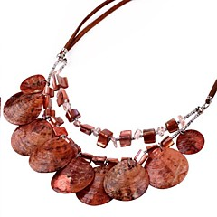 Fashion Shell  Pendant Necklace