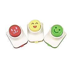 DIY Nori Smile Face Mold(3 PCS)