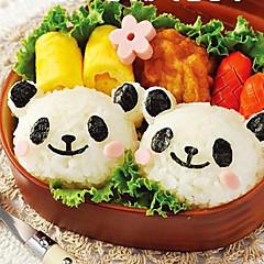 Lovely Panda Rice Ball Mold & Sushi Tool