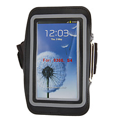 Soft Belt Travel Accessory Gym Colorful Running Sports Armband Case for Samsung Galaxy S4 I9500/S3 I9300