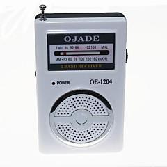 Wireless speaker 2.0 channel Portable / Outdoor / Support FM Radio