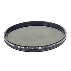 BENSN 62mm SLIM super DMC C-PL Filtre de caméra