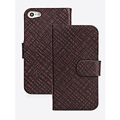Custodia in Pelle Special Design grafico per iPhone4/4S