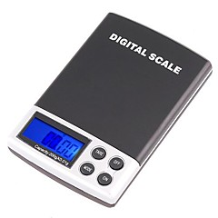 200g x 0,01 g Mini Digital Smycken Pocket GRAM Scale LCD