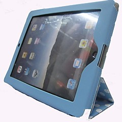 Smart Cover with Hard Back Case for iPad 2/ The New iPad 3/ iPad 4 (Assorted Colors)