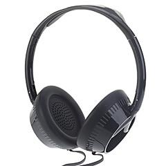 KE-500 sztereó fejhallgató Számítógép / Media Player (fehér, fekete)