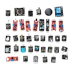 USD $ 70,36 - 37-in-1-Sensor-Modul Set für Arduino (funktioniert mit Amts Boards)
