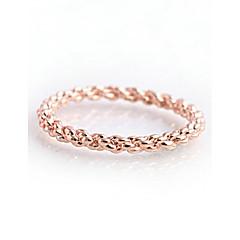 New Style Rope Shape Stylish Ring