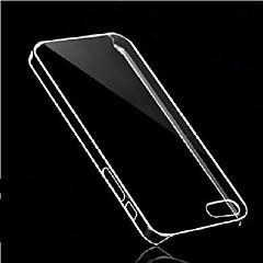 läpinäkyvä ohut kova takakansi iPhone 4 / 4s