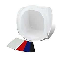 Photo Studio Soft Box natáčení Tent softbox Cube Box, 40 x 40cm / Foto Light stan Portable Bag 4 kulis