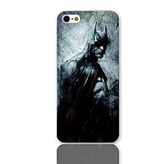 Cas conception d'homme dur avec protecteurs d'écran 3-Pack pour iPhone 5/5S