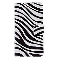 Zebra Wave Point Pattern for  iPhone 4/4S