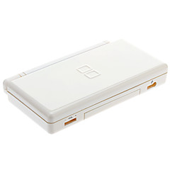 Full Replacement Housing Shell Case Cover for Nintendo DS Lite (White)