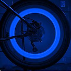FJQXZ Kejuruteraan Silikon Blue Berbasikal Bercakap Cahaya