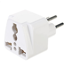 Zwitserland universele AC adapter (wit)