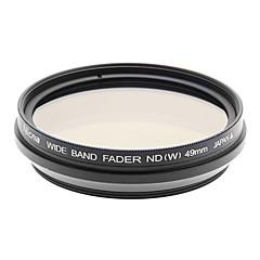 Nicna ND2 ~ ND400 premium Fader numérique Filtre ND (49mm)