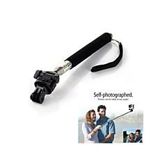 ruční hliníková slitina GoPro kamery monopod w / stativ adaptér pro GoPro HD hrdina 2/3/3 +