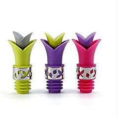 Creative Special Flower Design Vinflaske Prop