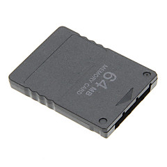 64 MB Memory Card voor PS2