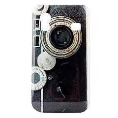 Retro Kamera Design Hülle für Samsung Galaxy Ace S5830