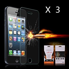 Ultimate Shock Absorption Screen Protector voor iPhone 4/4S (3 stuks)