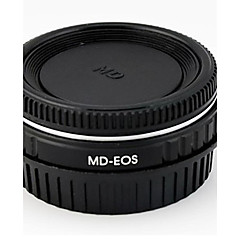 Minolta MD linsen til Canon EOS Camera Adapter Ring / Korrigerende Glass / uendelig fokus
