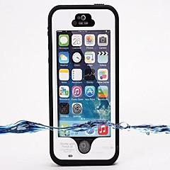 Impermeável à prova de choque Case-Tela Touchable Protective telefone para iPhone 5/5S (cores sortidas)