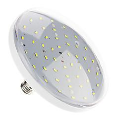 18W E26/E27 Oświetlenie sufitowe 48 SMD 5730 1500-1700 lm Zimna biel Dekoracyjna AC 220-240 V