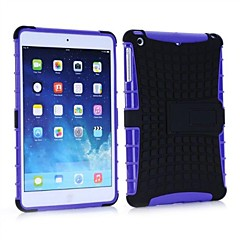 Rugged Rubberized and PC Case for iPad mini 3, iPad mini 2, iPad mini
