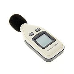 30 ~ 130dBA LCD Dijital Ses Gürültü Seviyesi Ölçer Desibel Basınç Test Cihazı Monitörü