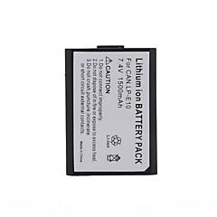 bateri gantian kamera digital lp-E10 untuk canon EOS 1100D (7.4V, 1500mAh)