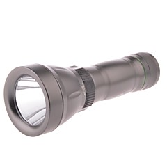 Xin Wei XW-Q2 High Quality 2-Mode 1x Cree XP-E-R2 LED Taschenlampe (300LM, 1x18650, Schwarz)