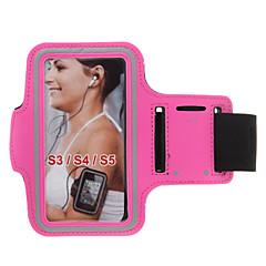 Outdoor Sports portátil proteção Armband Case for Samsung Galaxy S5/S4/S3