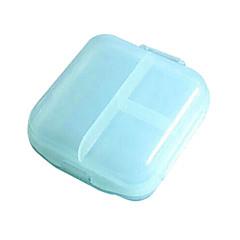 Transparante Mini PVC Storage Box