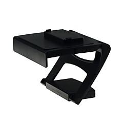 Plastic Kinect 2.0 Sensor TV Clip Mount Holder for Microsoft Xbox One - Black