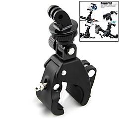 Accessoires GoPro Fixation / Trépied Pour Gopro Hero 2 / Gopro Hero 3 / Gopro Hero 3+ / Gopro Hero 5 motocycle / Vélo / Auto / Motoneige
