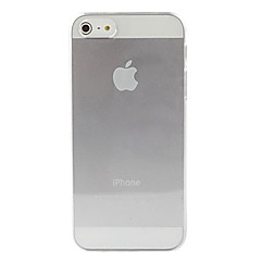 Case Dura para iPhone 5 (Transparente)