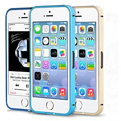 Toophone® JOYLANDNo Screw Ultra-thin Metal Bump Frame for iPhone 4/4S(Assorted Color)