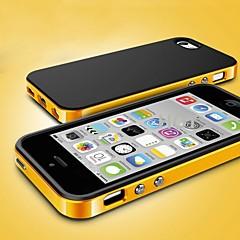 tpu design simples e caso pc para 5/5s iphone (cores sortidas)