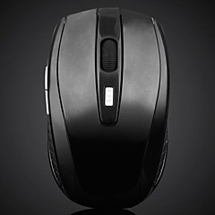 6 Keys 1600dpi ile Yüksek Performanslı Wireless 2.4G Gaming Mouse