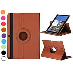 Lichee Pattern Auto Sleep/Wake UP 360° Rotatable PC Leather Case for Samsung Galaxy Note Pro 12.2 P900(Assorted Colors)