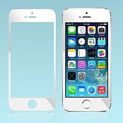 Kolor Lustro powierzchni premium Shock Proof ekranu Szkło hartowane Film dla iPhone 5/5S/5C